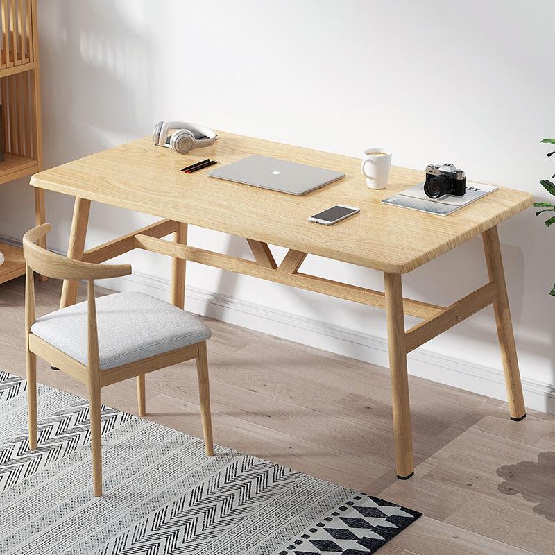 Table de travail en bois