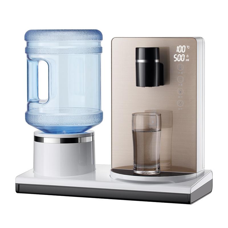Fontaine d\'eau chaude rapide