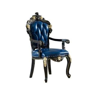 Chaise en cuir  haut de gamme