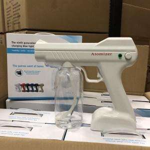 Pistolet de désinfection recharge sans fil
