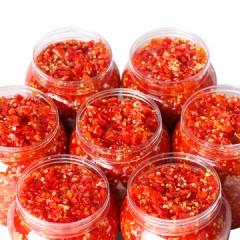 Purée de piments extra forte au gingembre