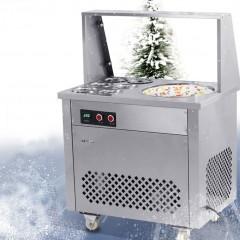 Machine à glace roulée avec 6 blocs de reserve