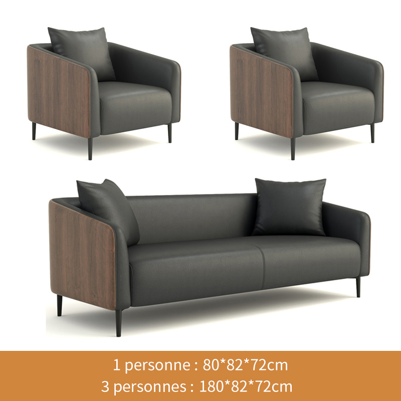Salon combiné 3 pièces  (2 fauteuils + 01 canapé)