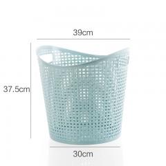 Panier à linge et autre en plastique