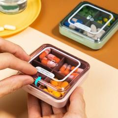 Mini boîte à pillules