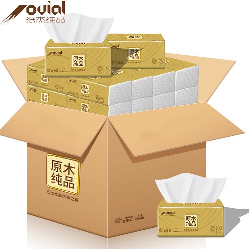 mouchoirs papier en vrac