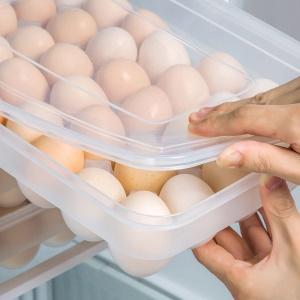 Boîte de rangement pour les œufs