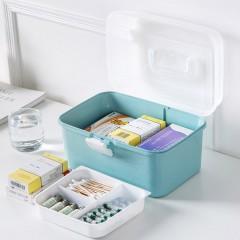 Boîte de rangement à médicaments à domicile