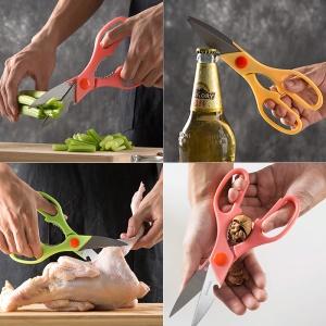 Ciseaux de cuisine multifonctions