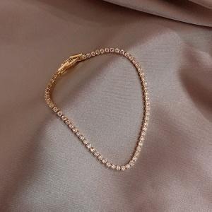Bracelet en zircon