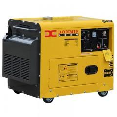 Générateur diesel de 5 kW à faible bruit